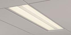 SofTrace Recessed Fluorescent