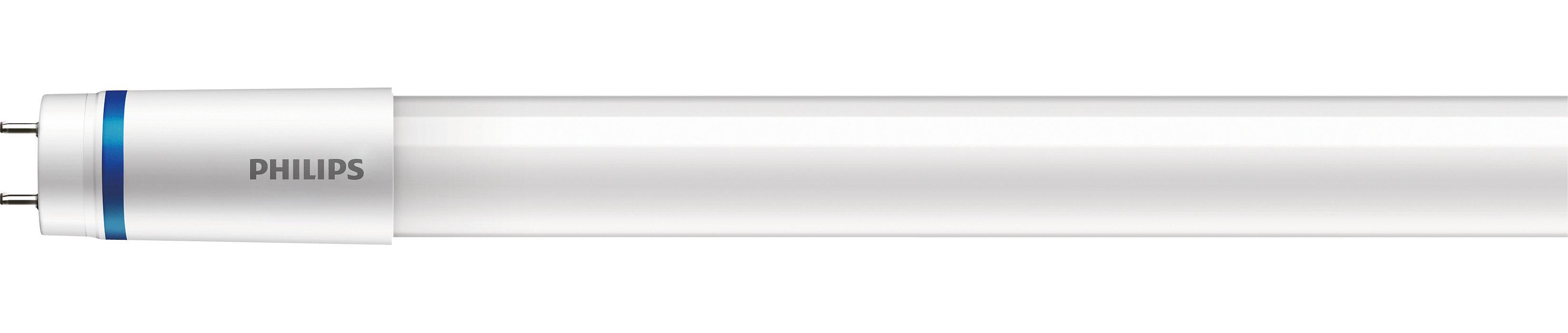 A nova geração de iluminação com tubos energeticamente eficientes.