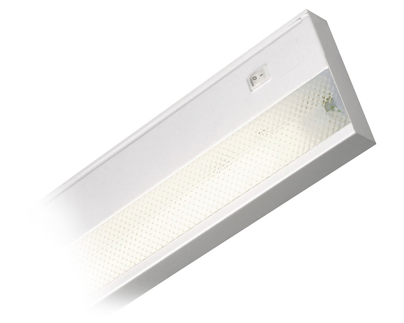 Little Inch Undercabinet Fluorescent Specialty Helathcare