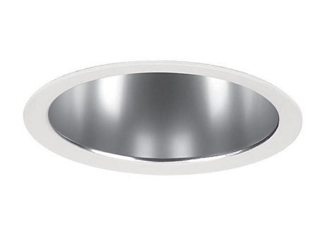 "6-3/4"" CLEAR DIFFUSE DOWNLIGHT-HOR"