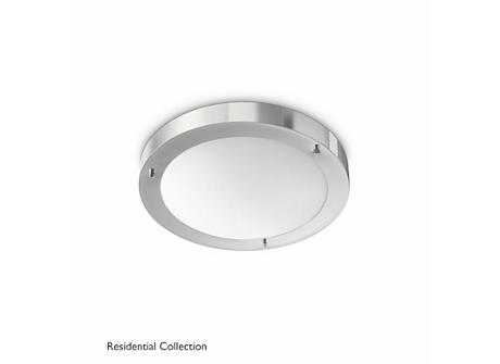 Salts ceiling lamp chrome 1x23W 230V