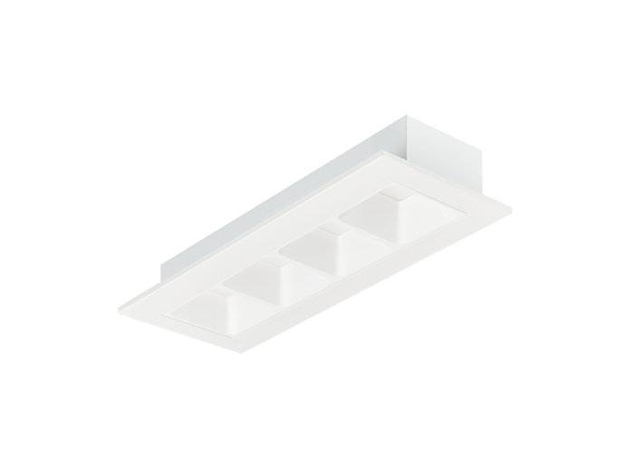PowerBalance RC360B recessed luminaire, module size 260x600