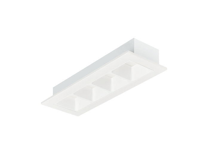 PowerBalance RC360B recessed luminaire, module size 200x600