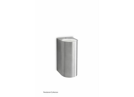 Nightingale wall lantern inox 2x35W 230V