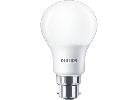 CorePro LEDbulb D 8.5-60W A60 B22 827