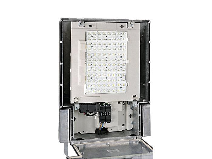 Austauschbares LEDGINE LED-Modul für zukünftige Erweiterung im LEDGINE Programm