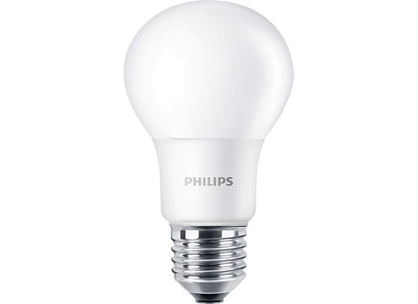 CorePro LED bulb ND 7.5-60W A60 E27 865
