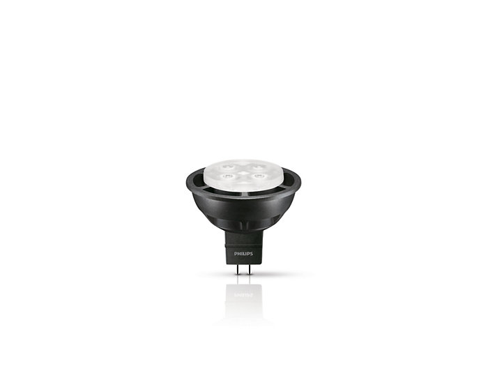 MASTER LEDspot 6.3-35 W GU5.3 MR16