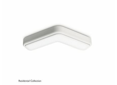 Playful wall lamp white 2x11W 230V