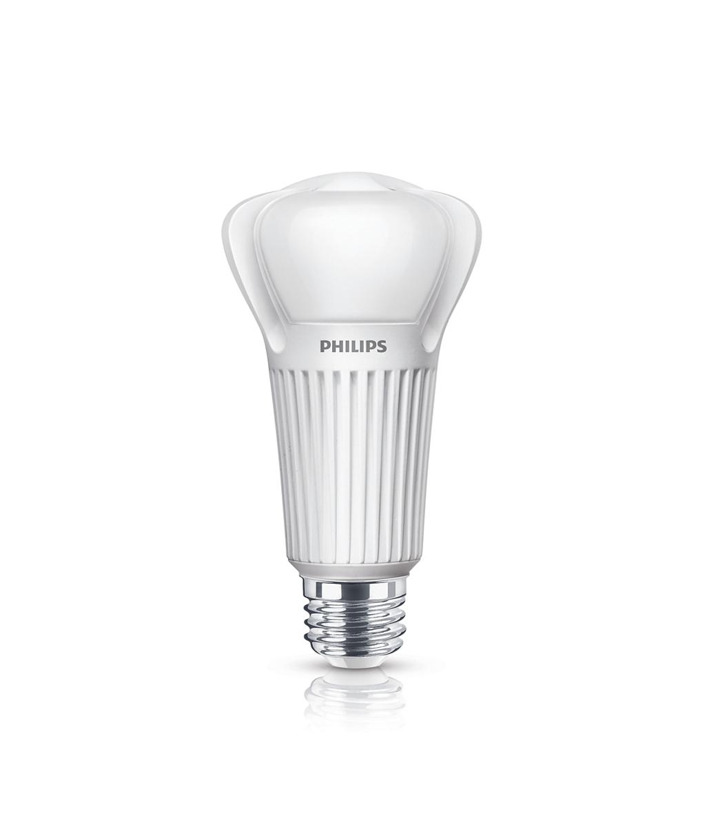a shape led led bulbs philips lighting. Black Bedroom Furniture Sets. Home Design Ideas