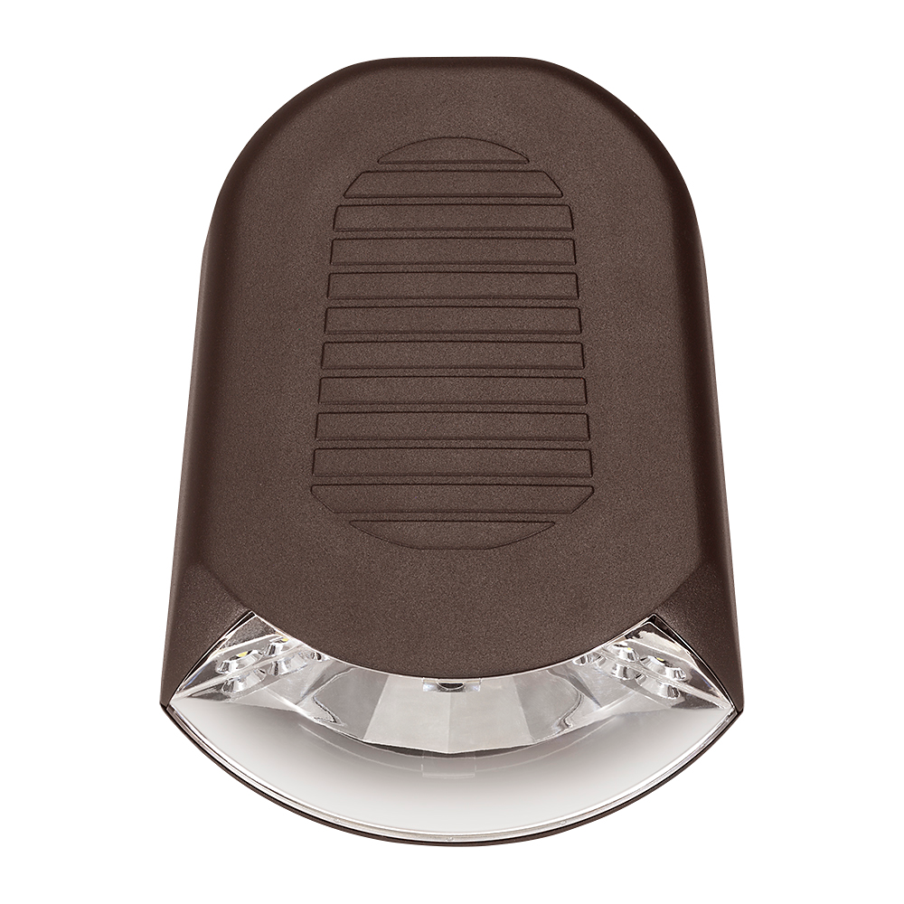 Patron LED Emergency Wall Light