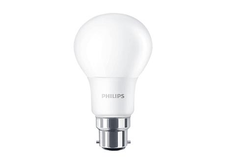 LEDBulb 9.5-60W B22 3000K 230V A60 AU/PF