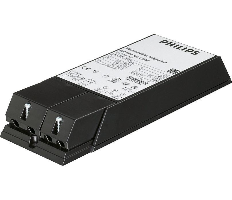 PrimaVision Power (100 y 150 W) para CDM: gran potencia en un espacio reducido