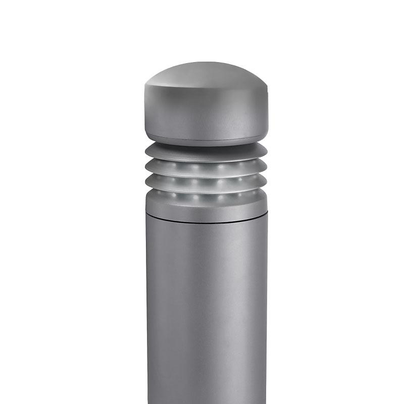 Dome Top Louver Bollard LED BRM830