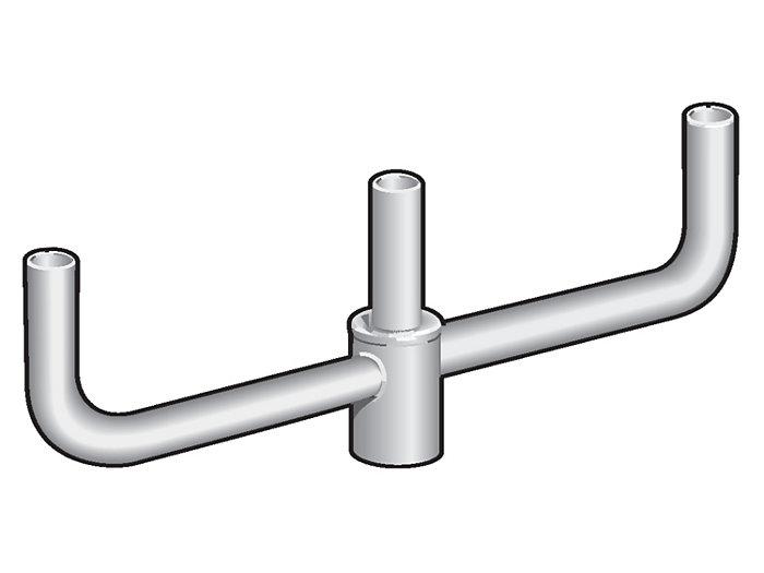 Aluminum Bullhorn Brackets