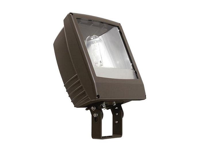 PS, 400W, 120-277V, w/Lamp, Trunnion, Flood