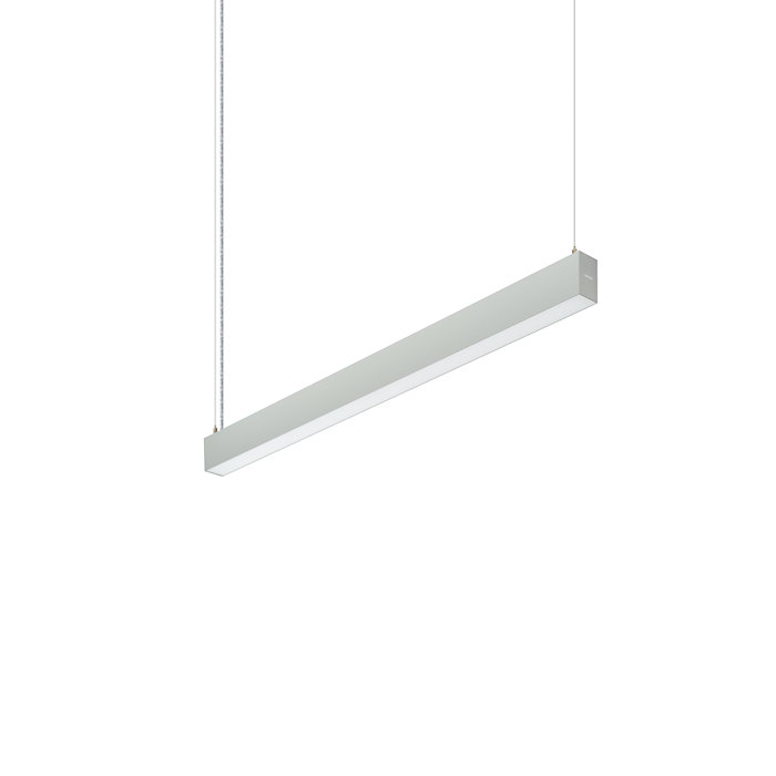 TrueLine, suspended – True line of light: elegant, energy-efficient and compliant with office lighting norms