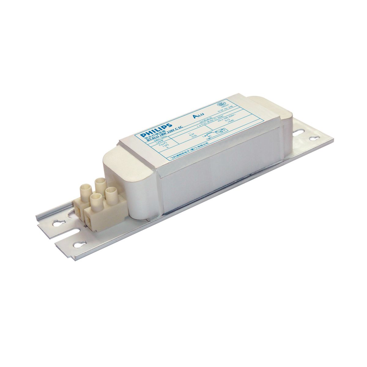 BT-ALU EM ballasts for TL Fluorescent l&s Fluorescent electromagnetic - Philips Lighting  sc 1 st  Philips Lighting & BT-ALU EM ballasts for TL Fluorescent lamps Fluorescent ...