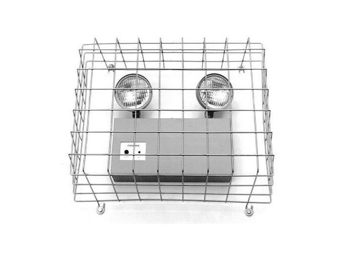 Exit/Emergency Wire Guards, See spec number CA-52050 for all wire guards available.
