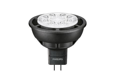 MAS LEDspotLV VLE D 8-50W 827 MR16 24D
