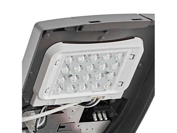 Přístupný LED modul