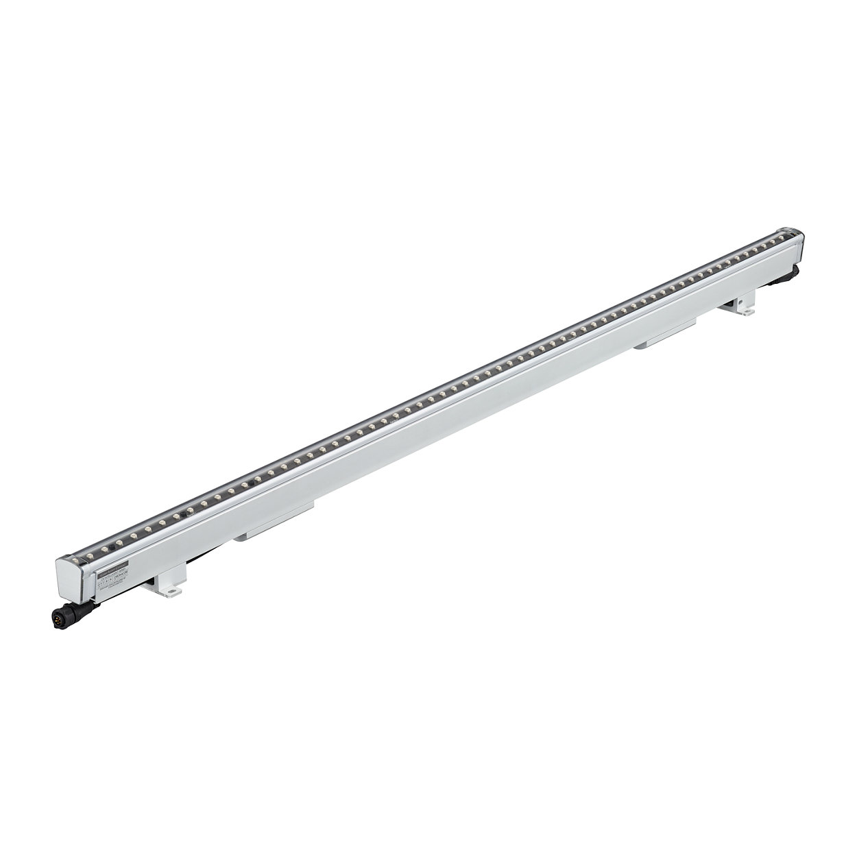 High resolution direct view linear fixture