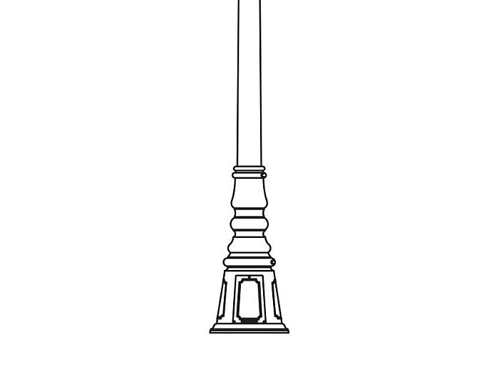 Anchor Base Post (378-)