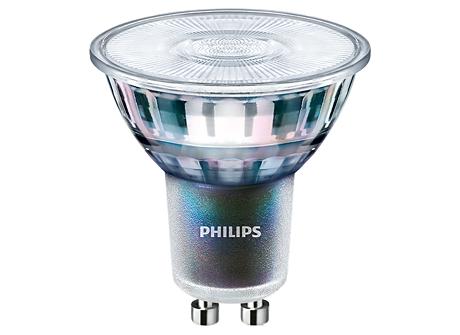 MASTER LED ExpertColor LED ExpertColor 5.5-50W GU10 930 25D