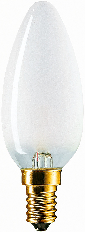 Standard Candle B35 frosted