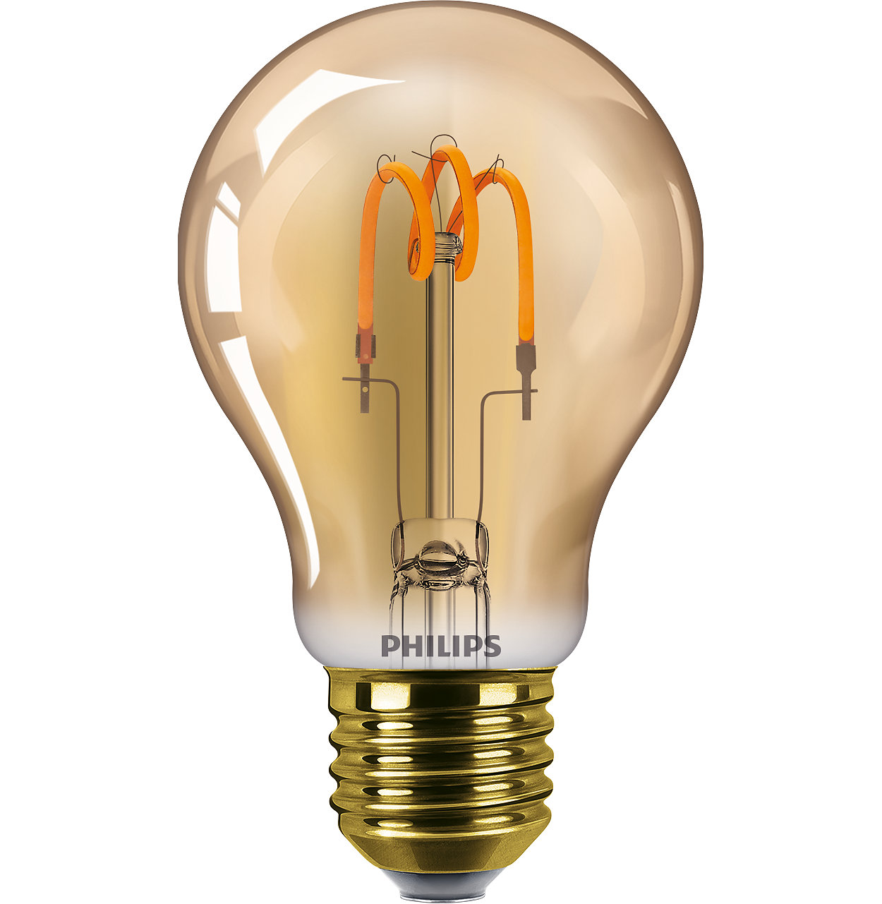 Lampade LED con filamento classiche per illuminazioni decorative