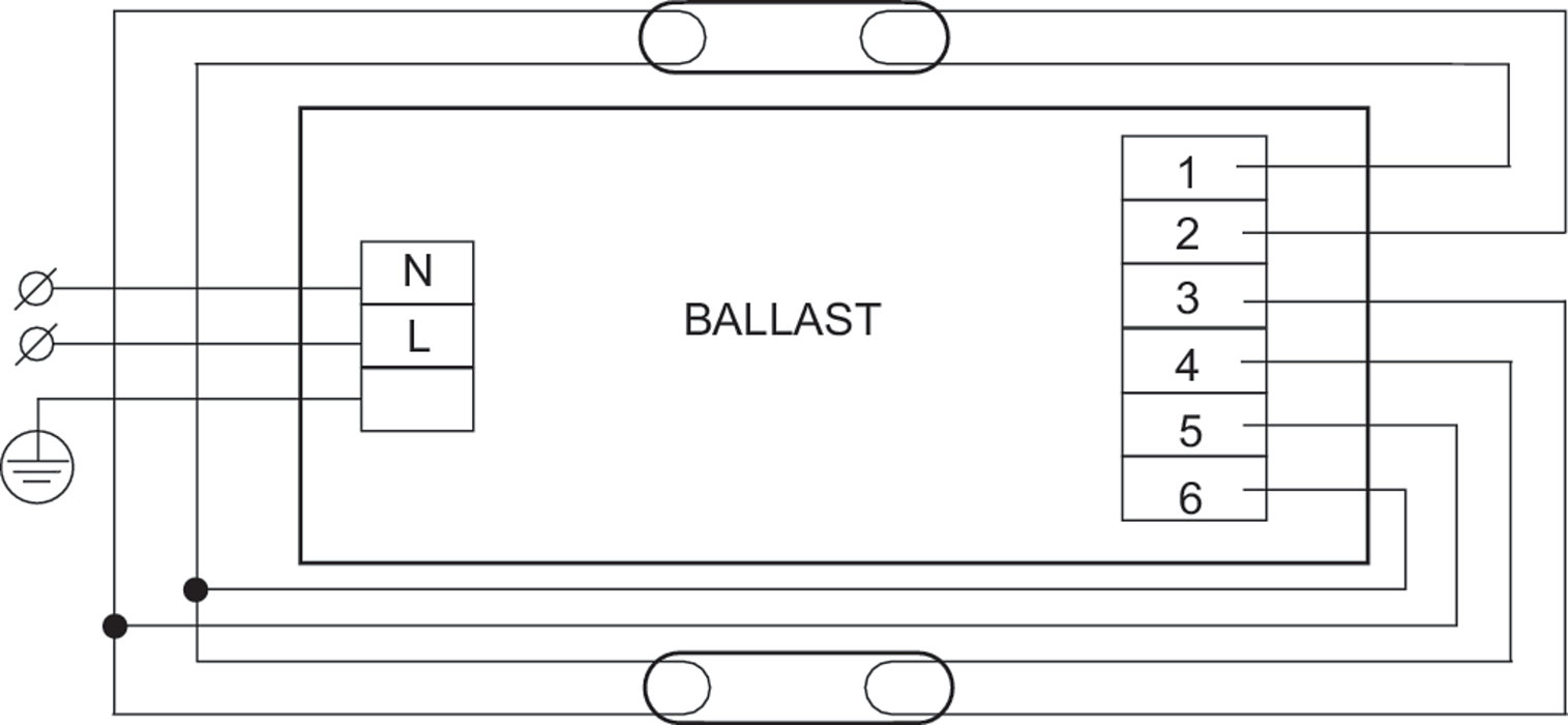 Eb C 236 Tl D 220 240v 50 60hz Certalume For Lamps Philips Pdf Electronic Ballast Wiring Diagram An Energy Efficient Solution