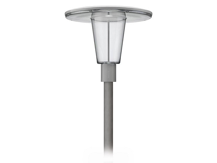 TownGuide LED Classic T Post-Top, Clear, 128 LED, Type V
