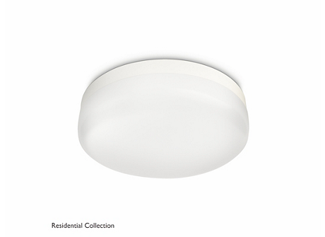 Baume ceiling lamp white 2x4.5W SELV