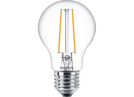 CLA LEDBulb D 5.5-40W A60 E27 827 CL