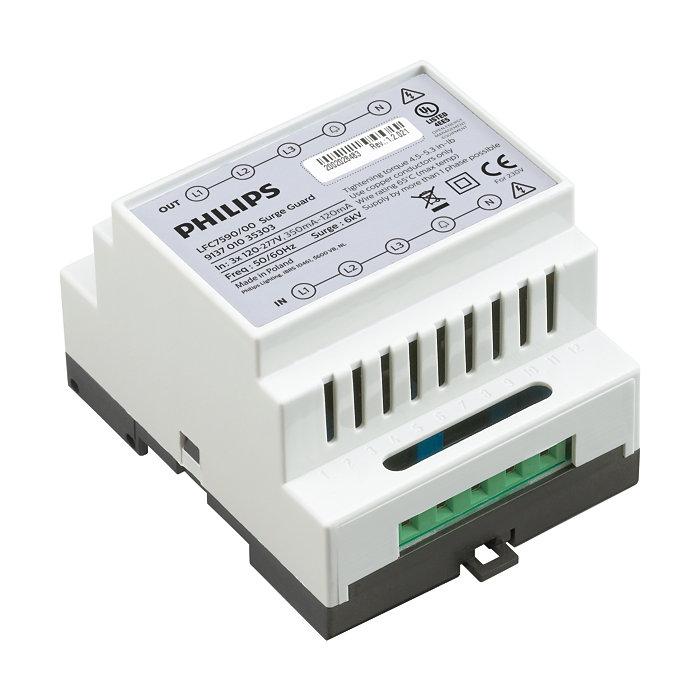 AmpLight -Systèmes centralisés d'éclairage extérieur