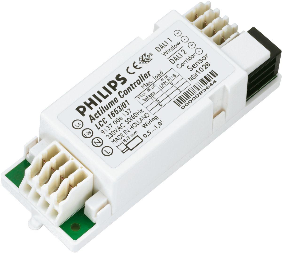 ActiLume DALI Leuchtenintegrierte Lichtsteuerung - Innen - Philips ...