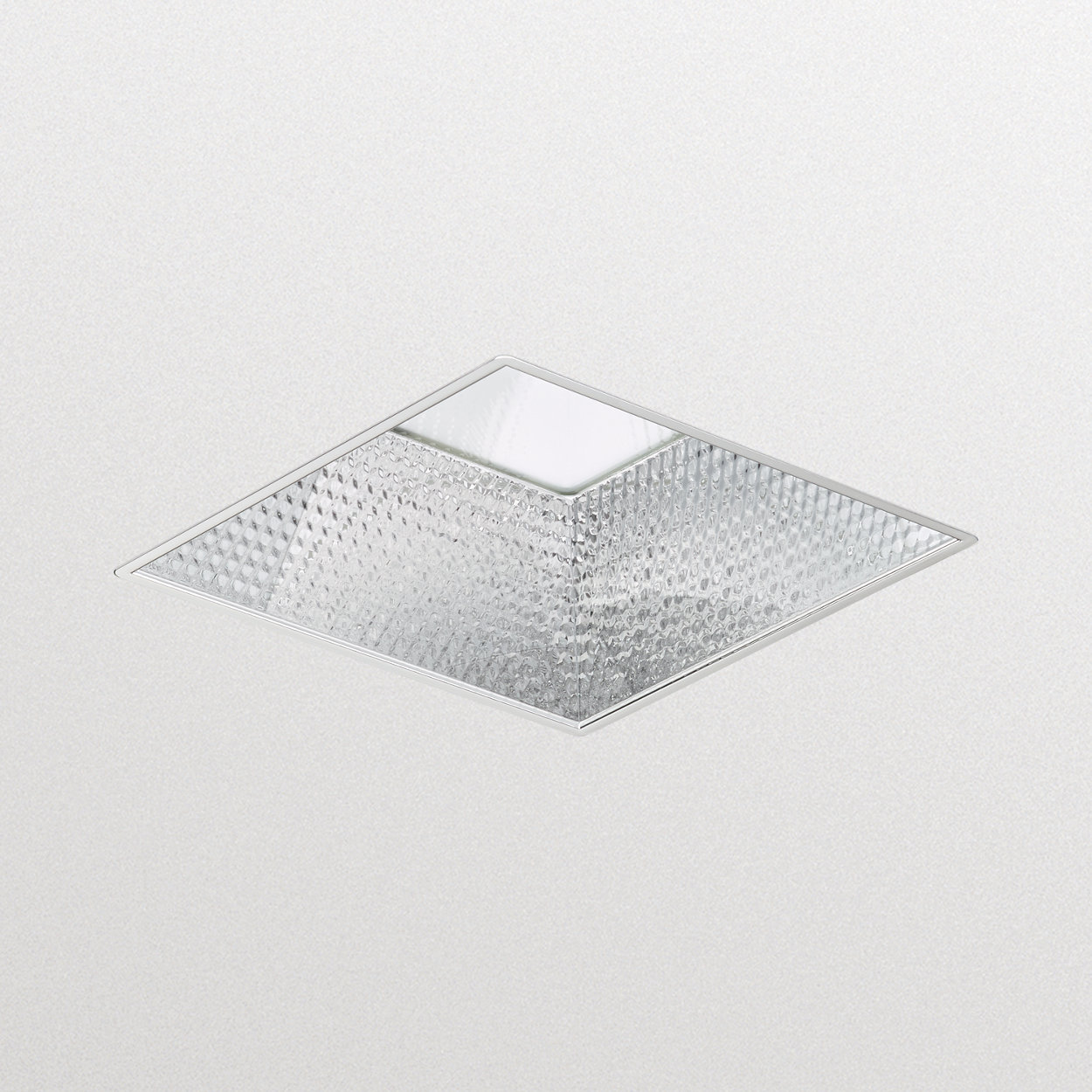 LuxSpace, vierkant, inbouw – hoog rendement, visueel comfort en stijlvol ontwerp