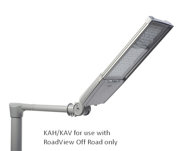 RoadView LED off road luminaire - medium (RVM)