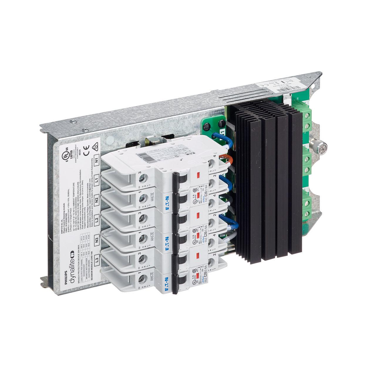 Des solutions de commande d'éclairage peu énergivores, à la fois sophistiquées et simples