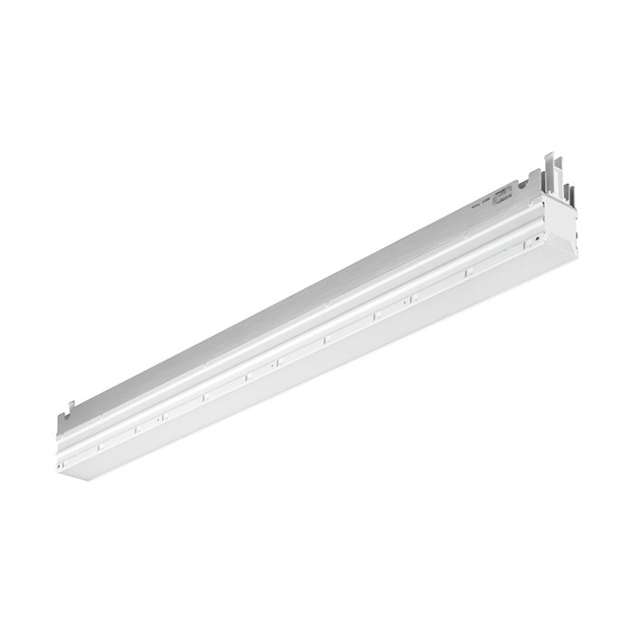 SkyRibbon IntelliHue Linear Direct Powercore – recessed linear interior LED fixture for direct-view and general illumination applications