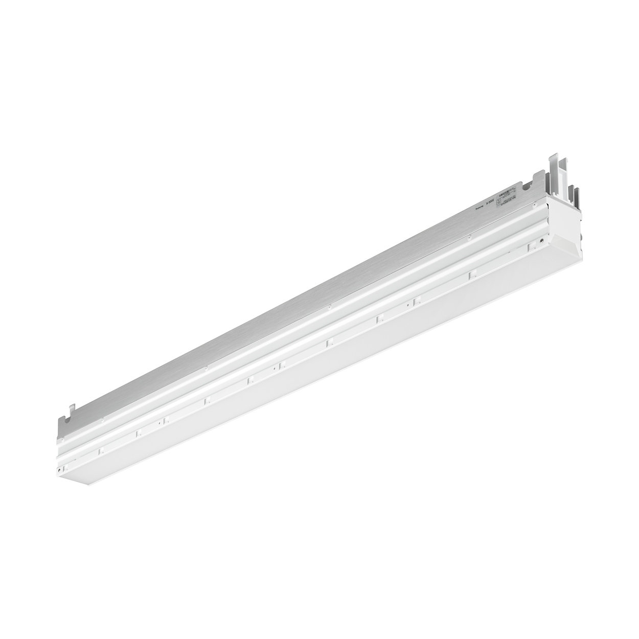 SkyRibbon IntelliHue Linear Direct Powercore – recessed linear interior LED luminaire for direct-view and general illumination applications