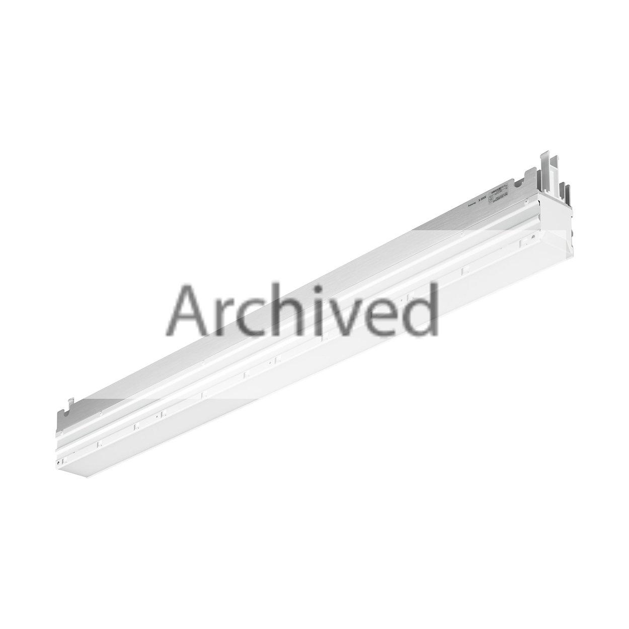 SkyRibbon IntelliHue Linear Direct Powercore – infälld linjär LED-armatur för direkt synfält och allmänbelysning