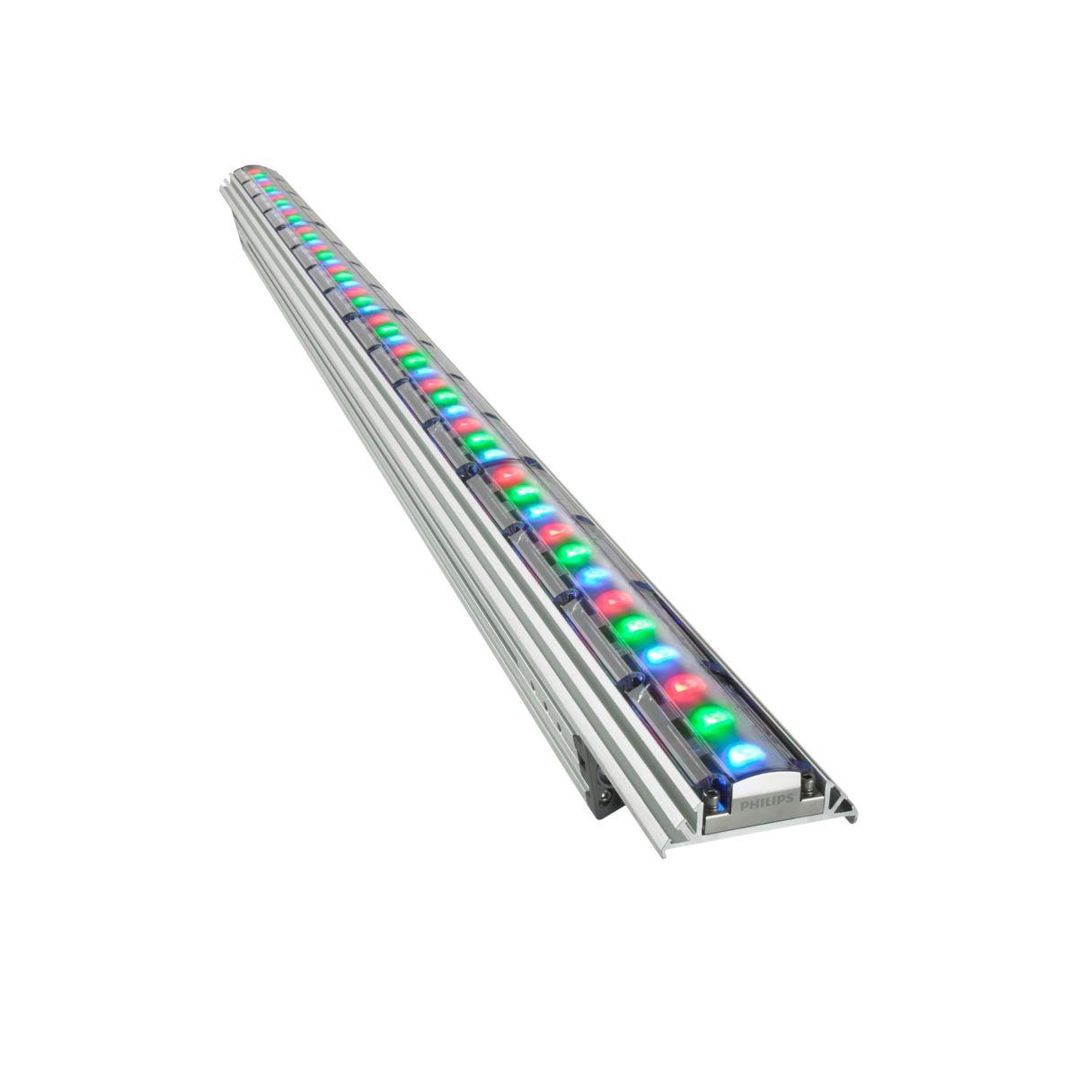 Linear lighting Architectural floodlighting Philips Lighting