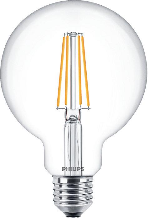 LED zdroje s klasickými vlákny pro dekorativní osvětlení