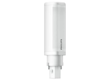 CorePro LED PLC CorePro LED PLC 4.5W 830 2P G24d-1