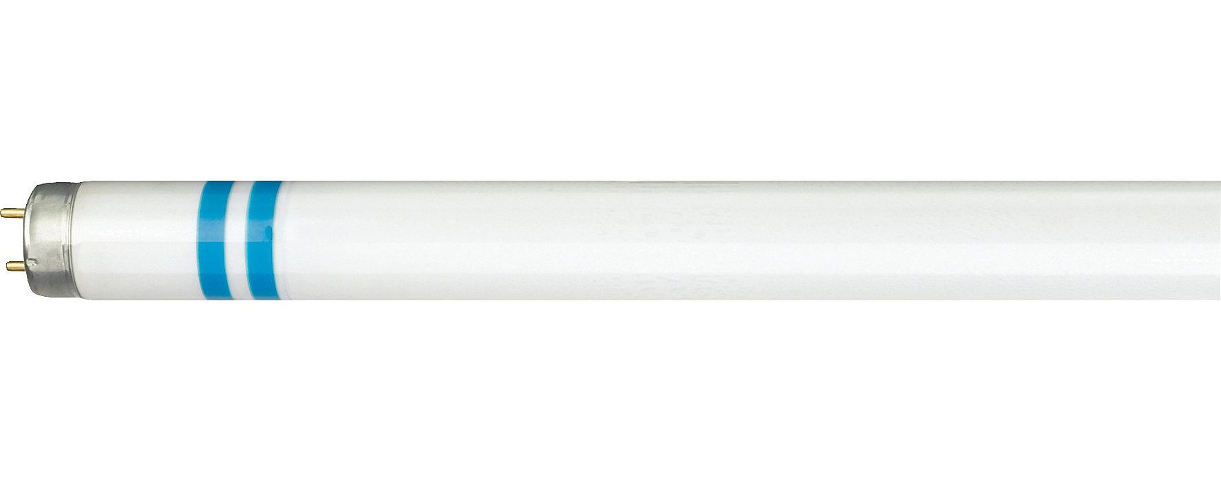 Люминесцентное освещение без осколков