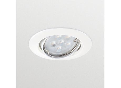 RS049B LED-40-4.3W-4000-GU10 WH 50W