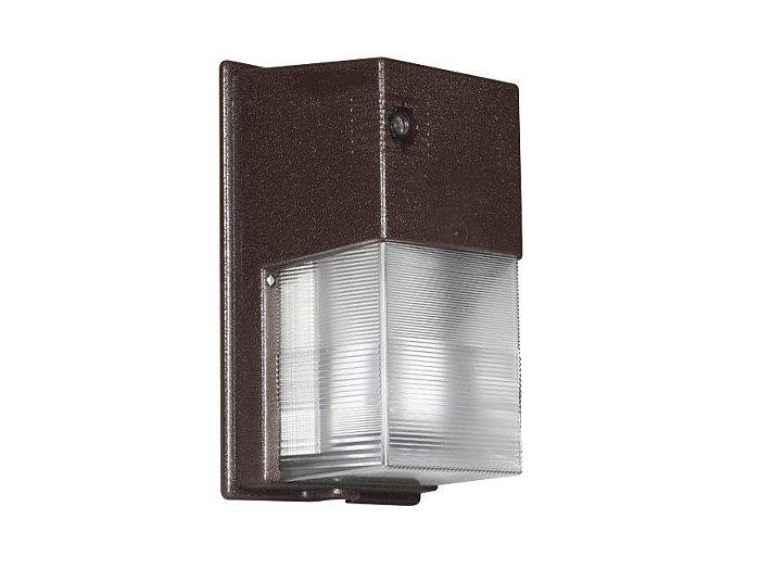 LED, 14W, 120V, 4000K, Photocontrol, Wall-Pack