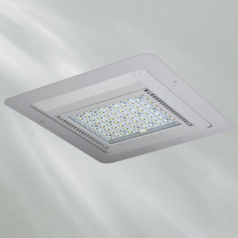 & SlenderForm Recessed Recessed Canopy - Philips Lighting
