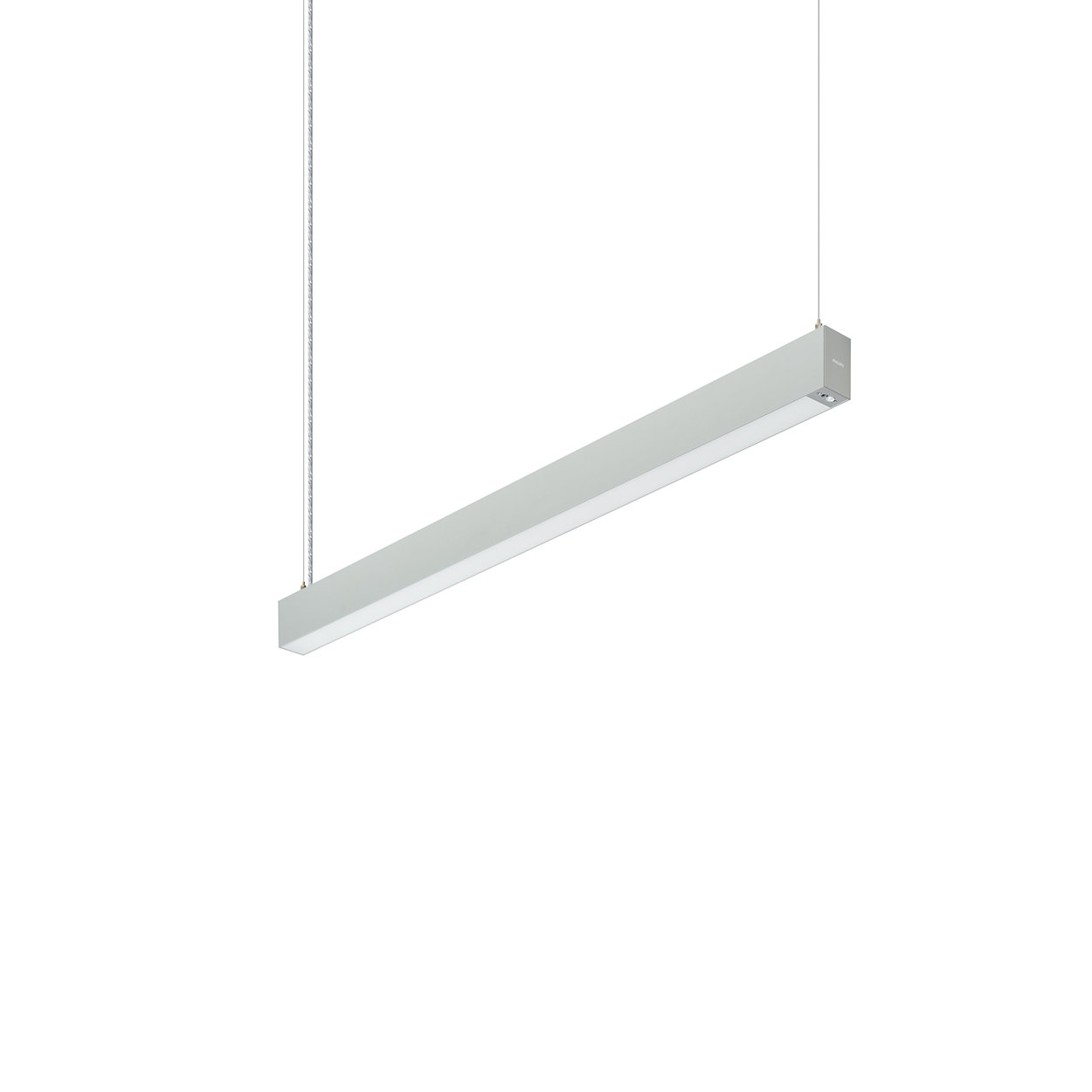 TrueLine, suspended - True line of light: elegant, energy-efficient and compliant with office lighting norms